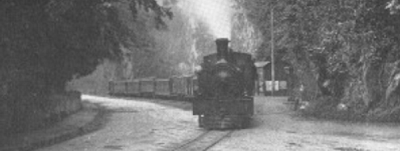 Muskerry Railway